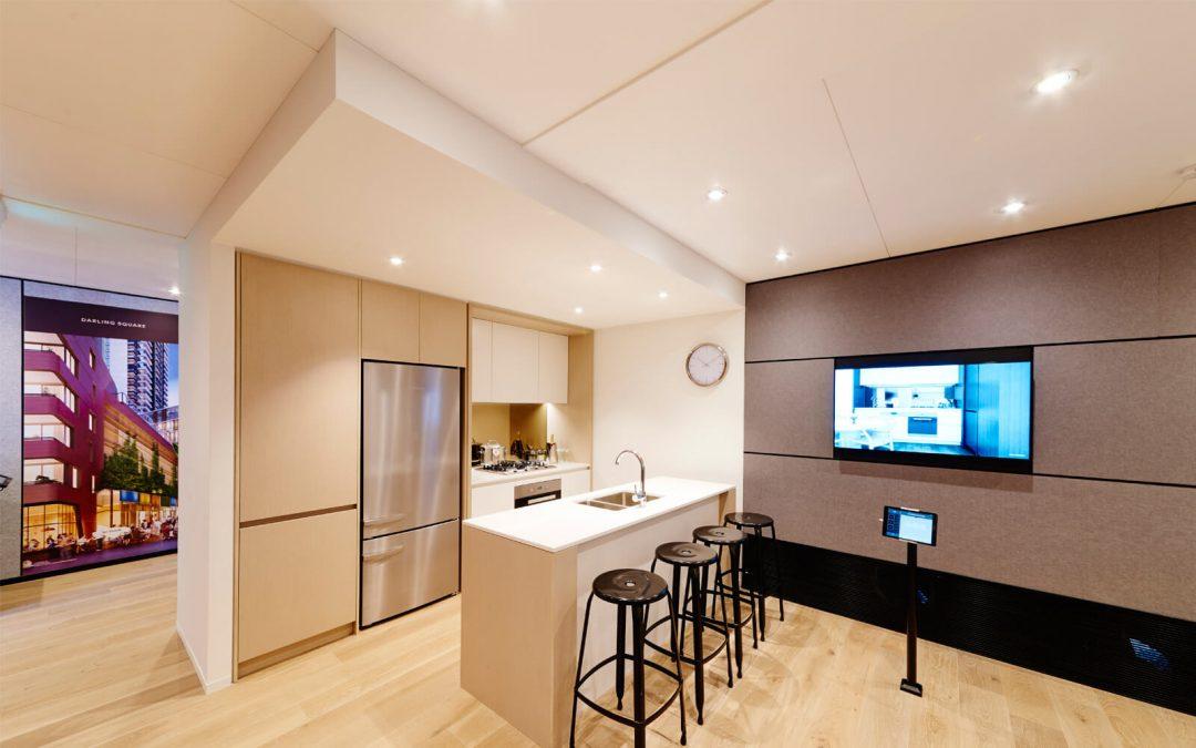 Darling Square Display Suite